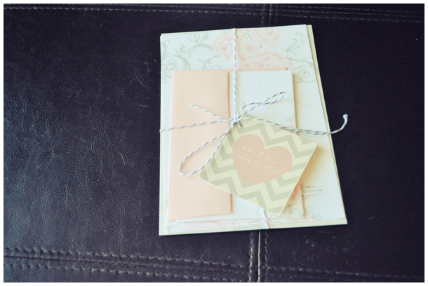 diy invitation, romantic wedding invitations
